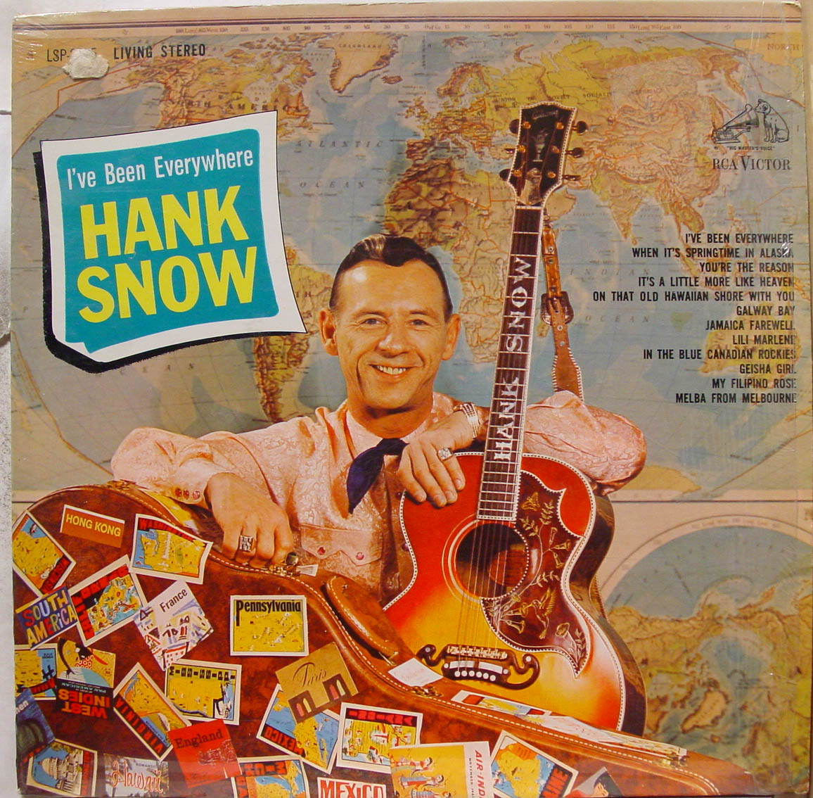 Hank Snow - Old Doc Brown